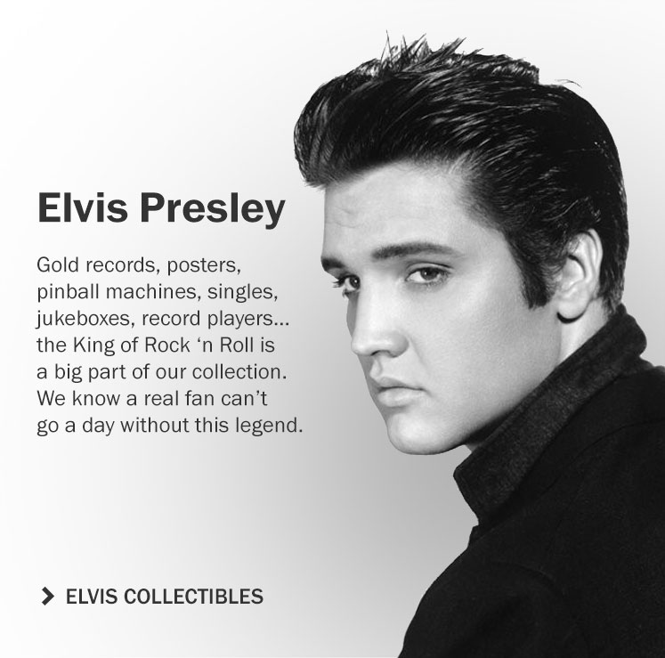Elvis Presley Collectibles