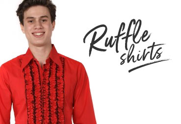 Ruffle Shirts