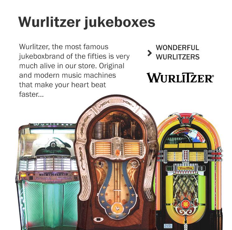 Wurlitzer Jukeboxes