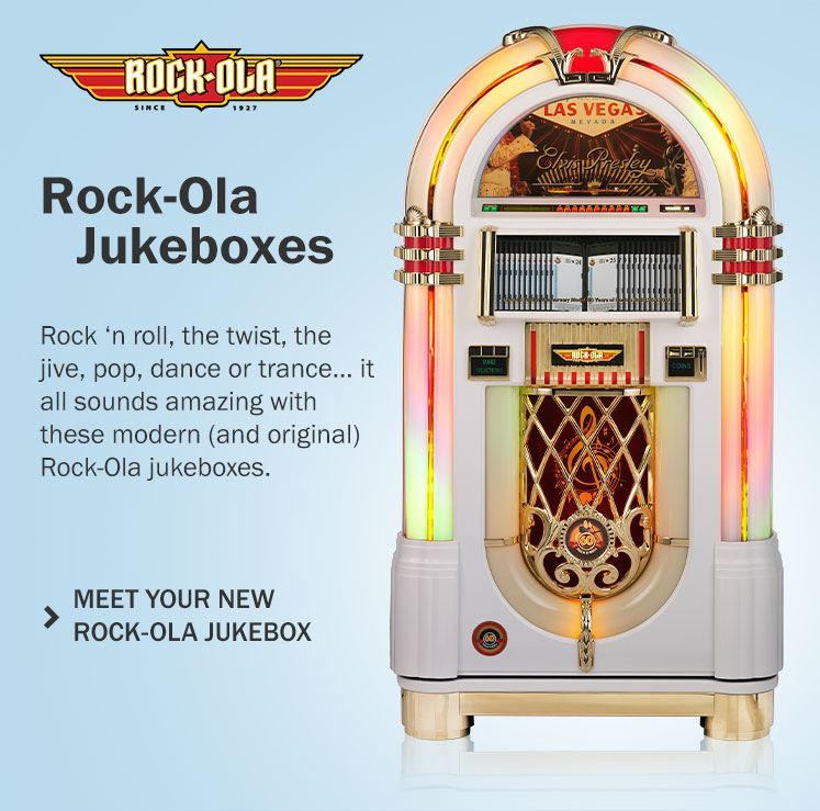 Rock-Ola Jukeboxes