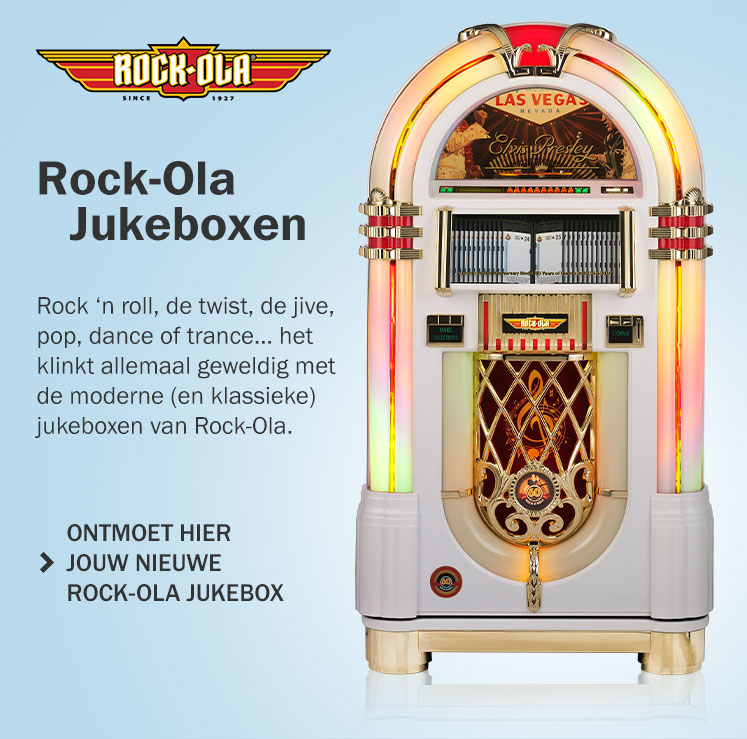 Rock-Ola Jukeboxen