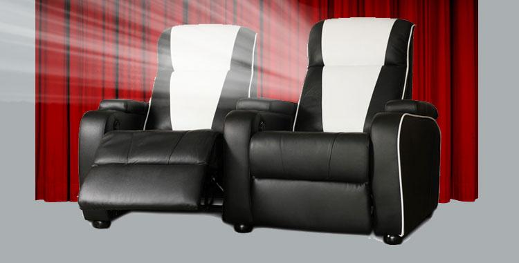 Lounge Stoel Met Muziek.Bioscoop Loungestoelen Fiftiesstore Nl