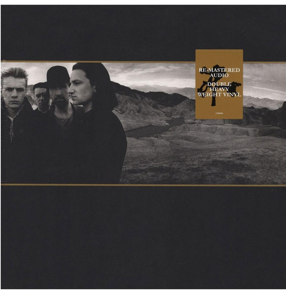 U2 - The Joshua Tree 2LP