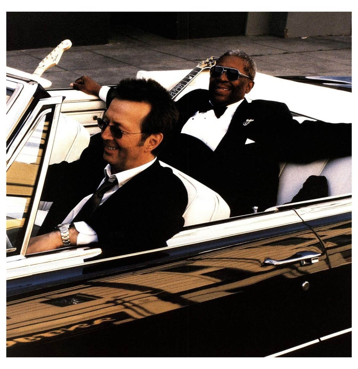 Eric Clapton & B.B. King - Riding With The King 2-LP