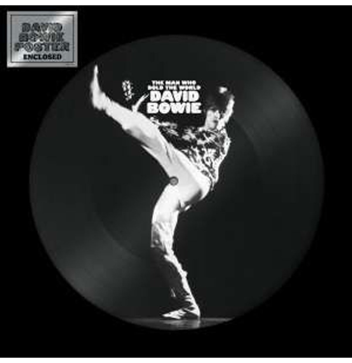 David Bowie - The Man Who Sold The World Picture Disc LP