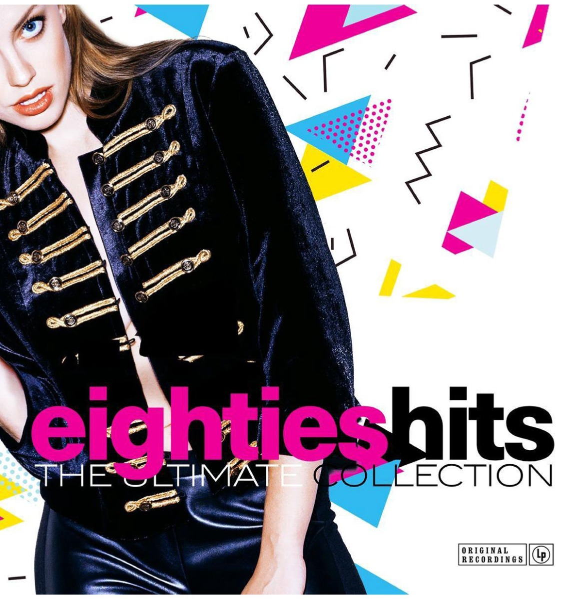 Various Artists - Eighties Hits: The Ultimate Collection LP