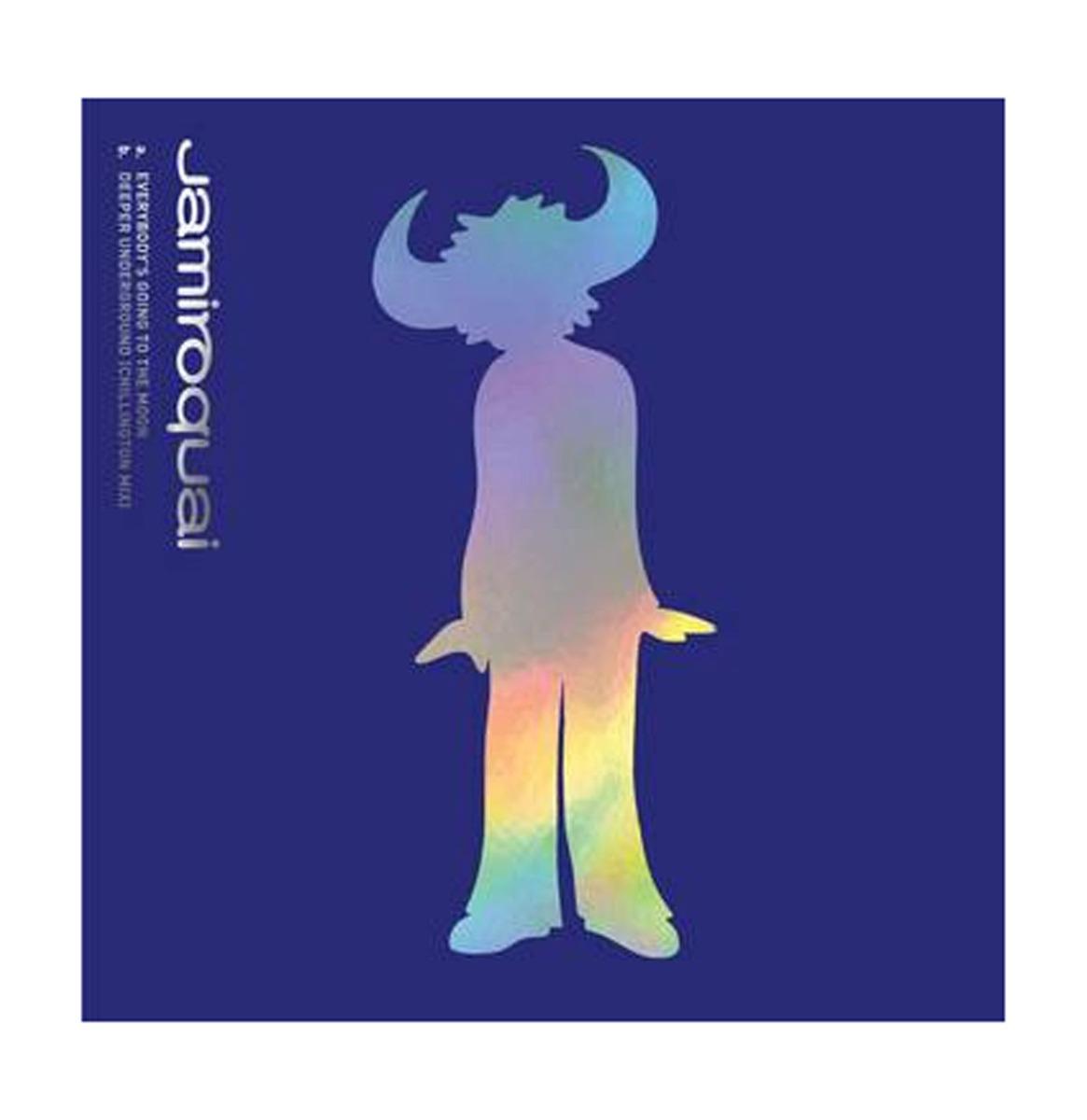 Jamiroquai - Everybody's Going To The Moon 12'' Vinyl (Record Store Day 2021)