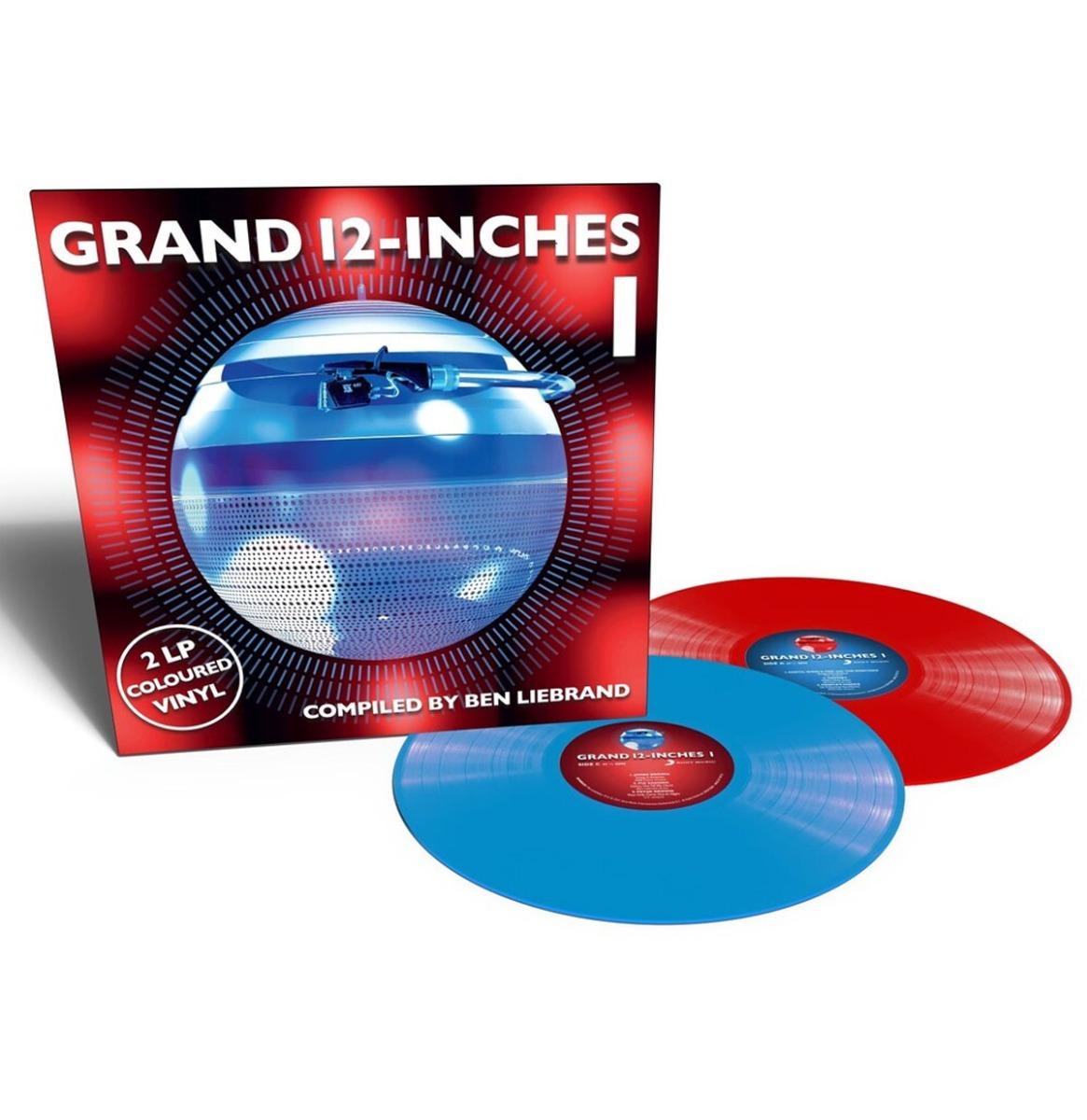 Ben Liebrand - Grand 12 Inches 1 2LP (Gekleurd Vinyl)