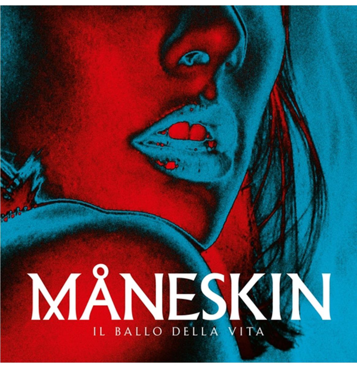 Måneskin - Il Ballo Della Vita (Gekleurd Vinyl) LP