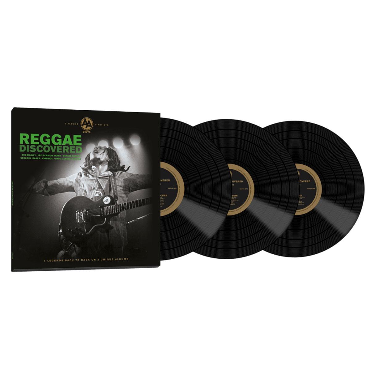 Various Artists - Reggae Discovered 3 LP