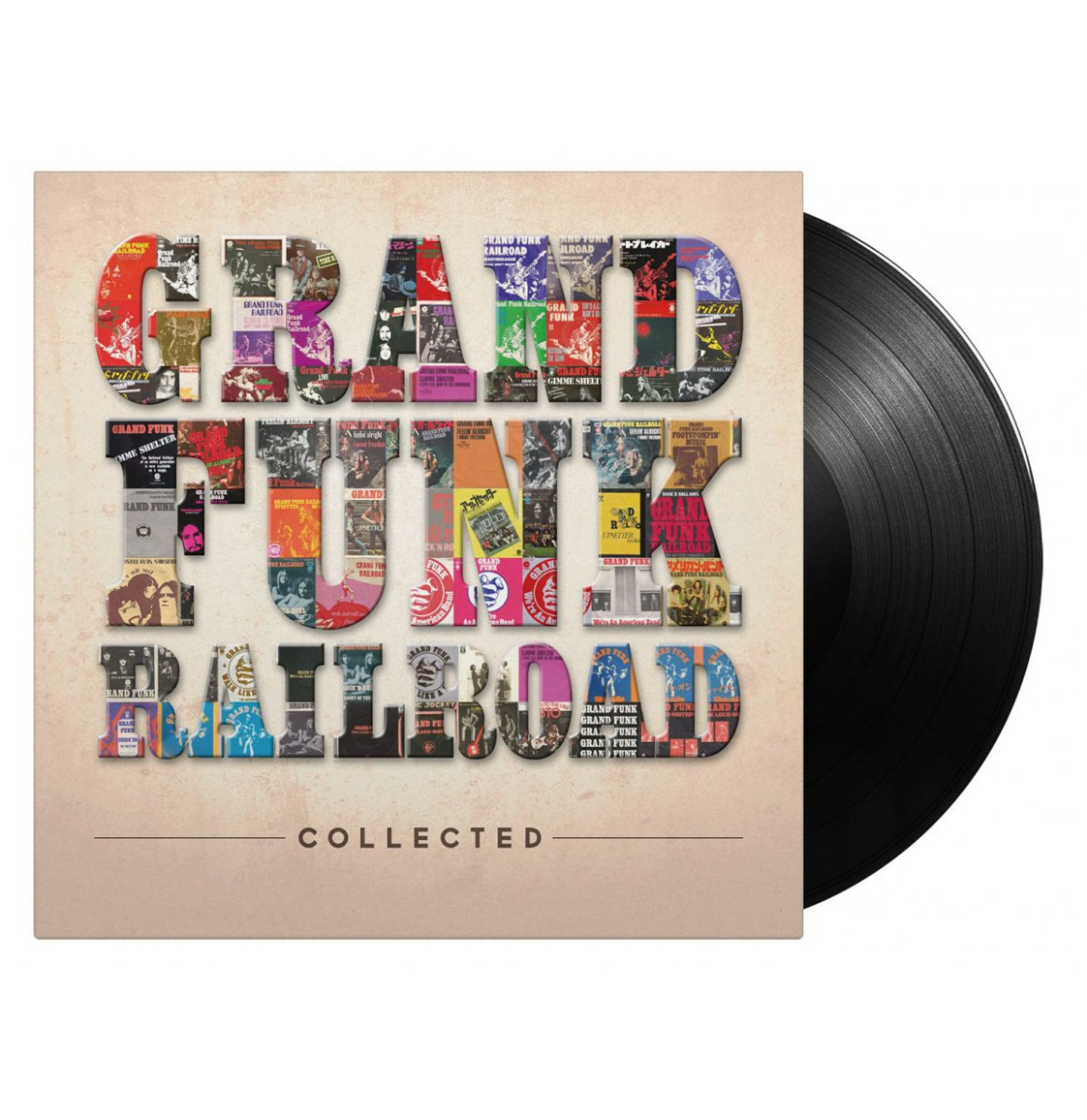 Grand Funk Railroad - Collected 2LP