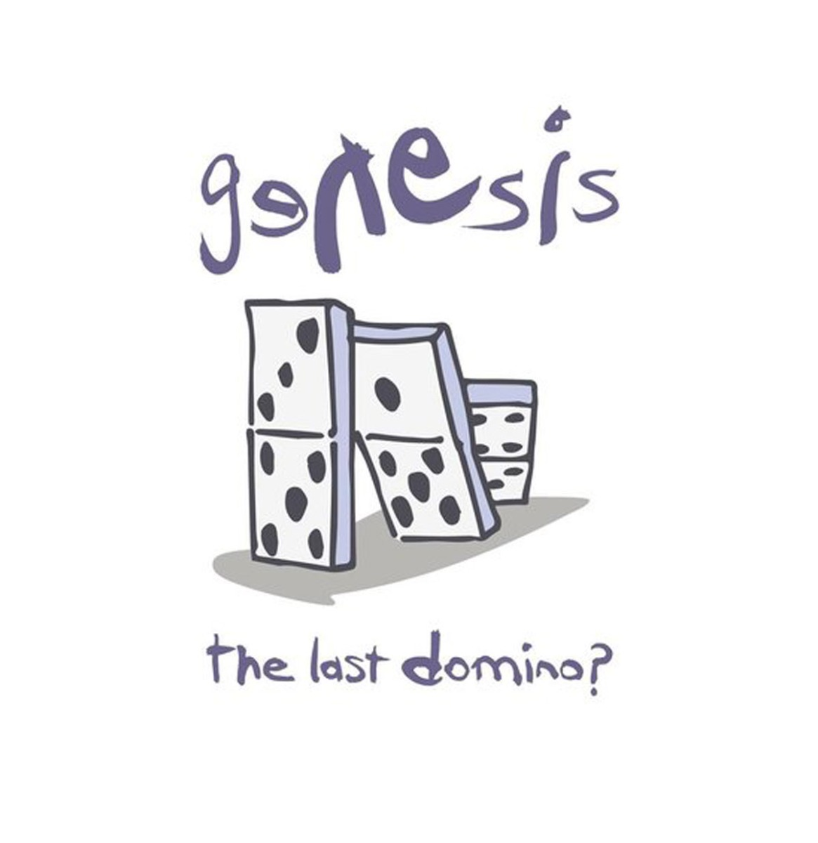 Genesis - The Last Domino 4LP