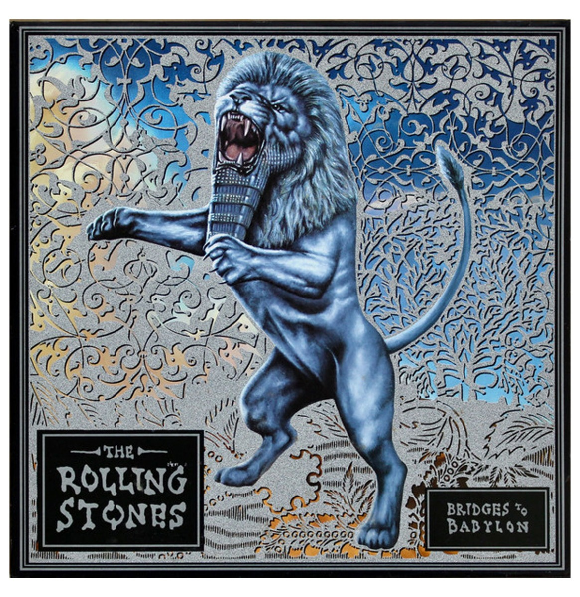 The Rolling Stones - Bridges To Babylon 2-LP