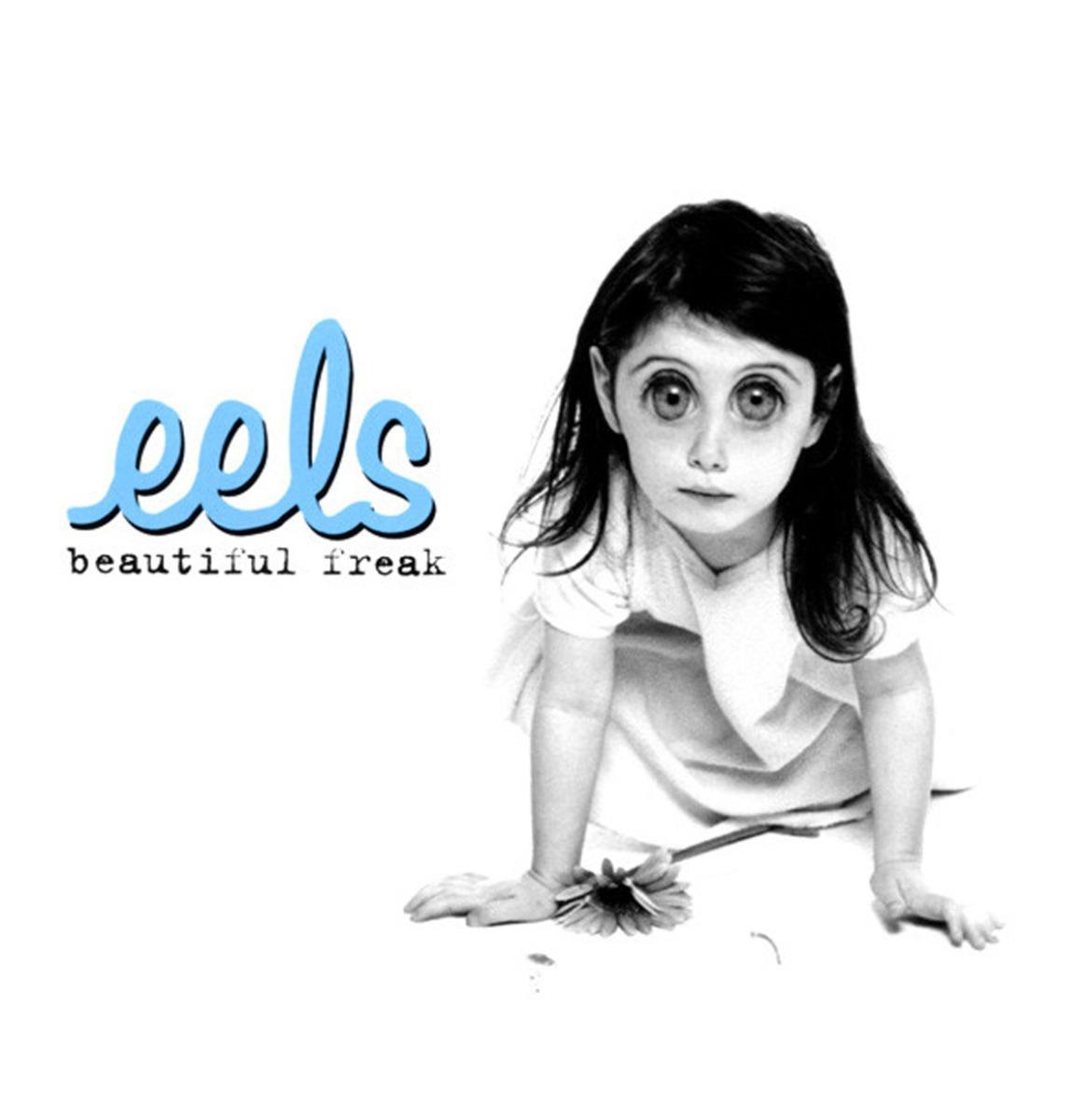 Eels: Beautiful Freak LP - Beperkte Oplage