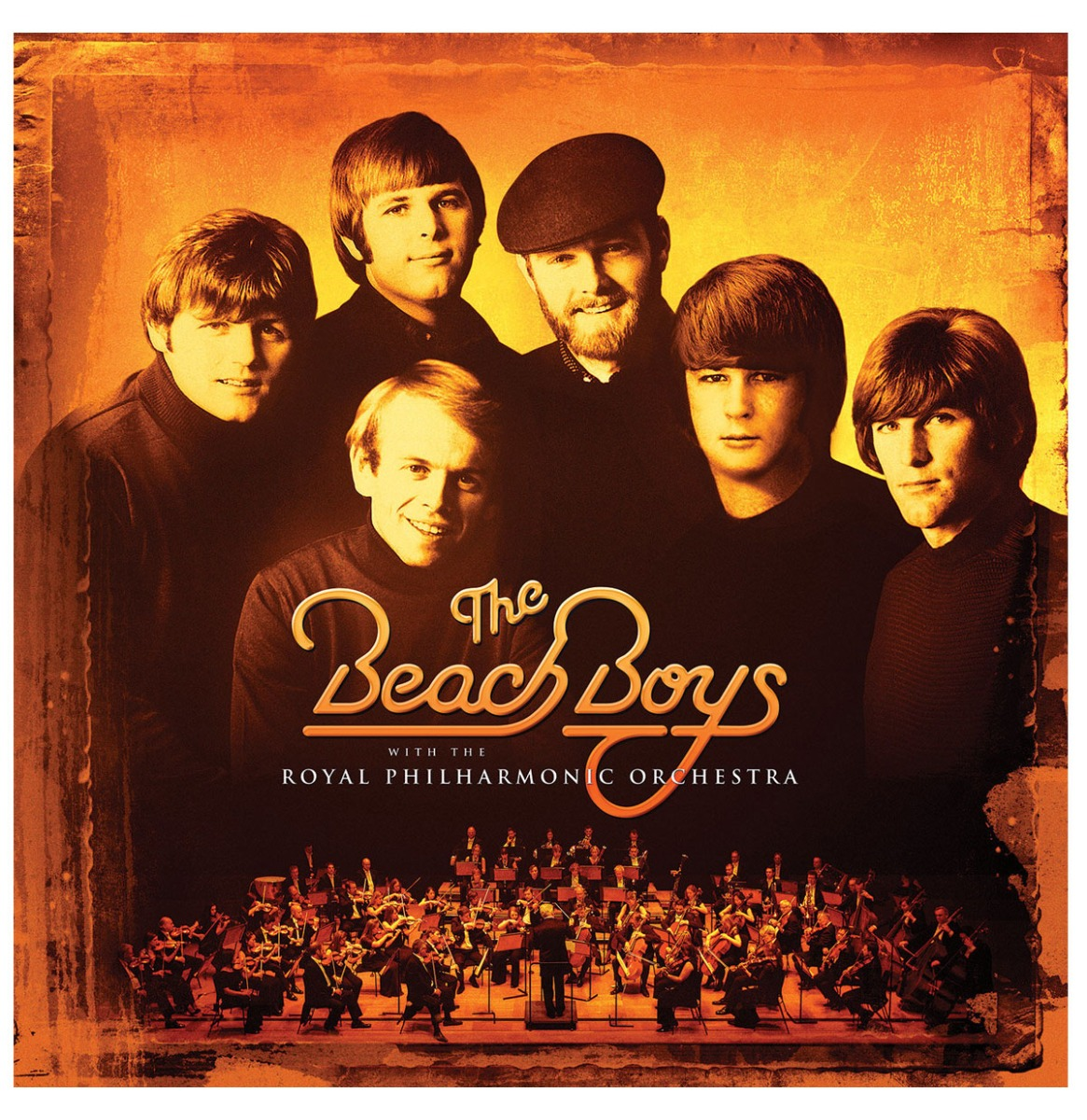 The Beach Boys With The Royal Philharmonic Orchestra 2-LP