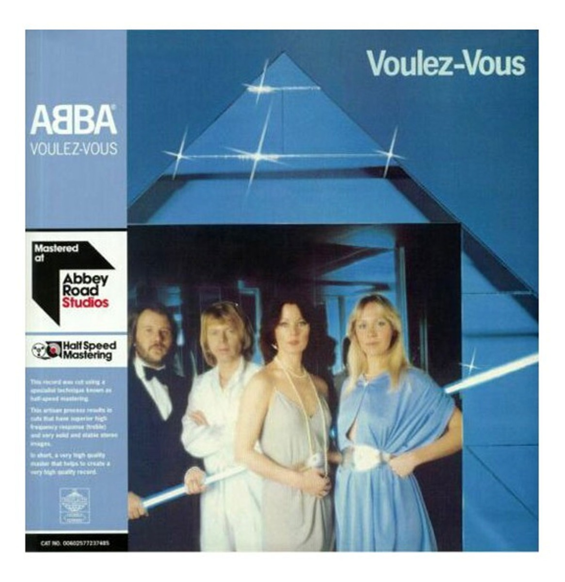 ABBA - Voulez-Vous 2-LP - Mastered At Abbey Road Studios - Limited Edition