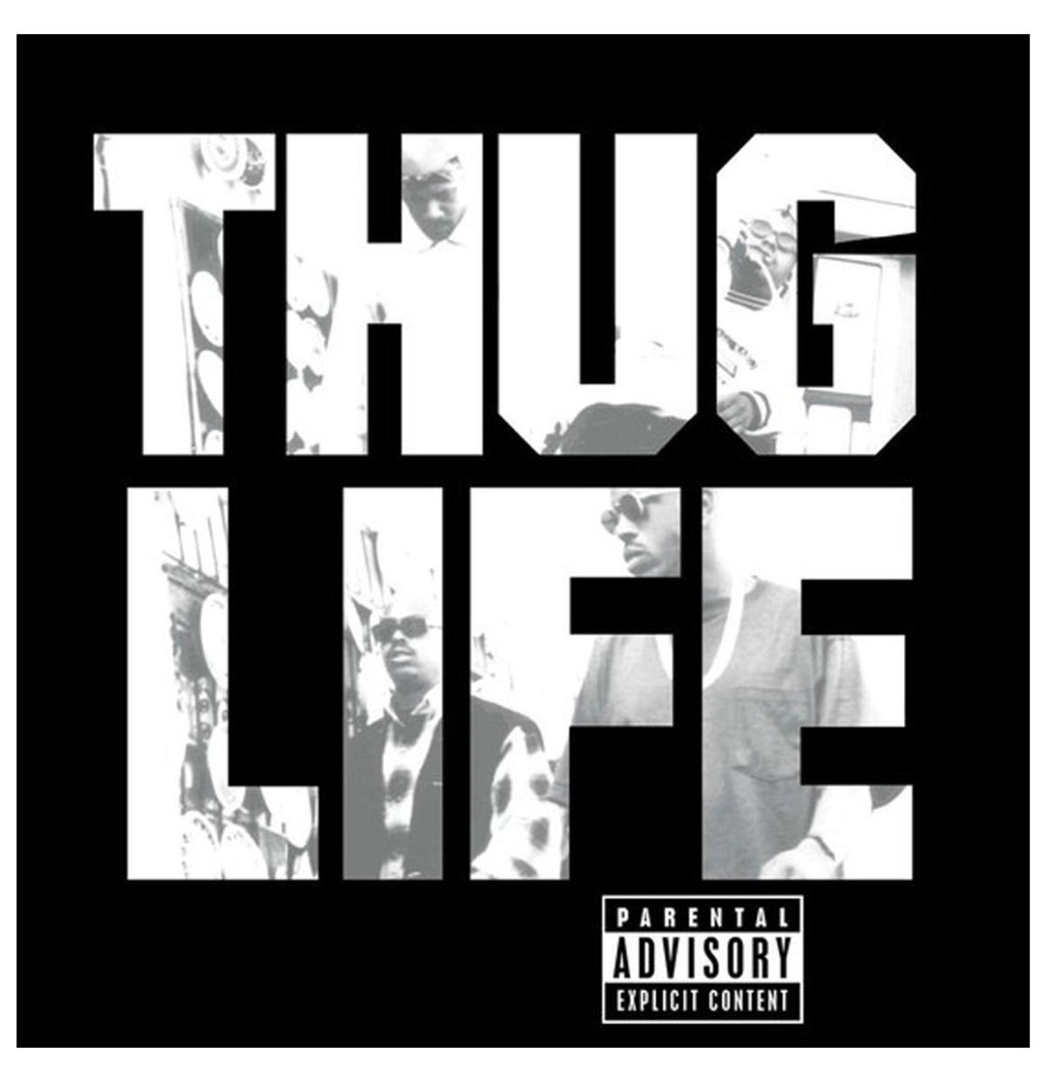 Tupac - Thug Life Volume 1 LP