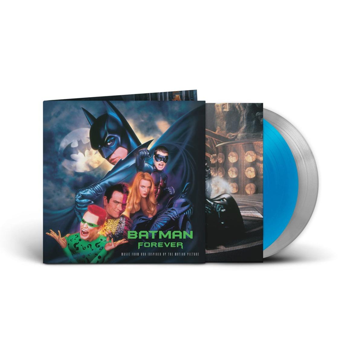 Soundtrack - Batman Forever (Indie Only) (Gekleurd Vinyl) 2LP