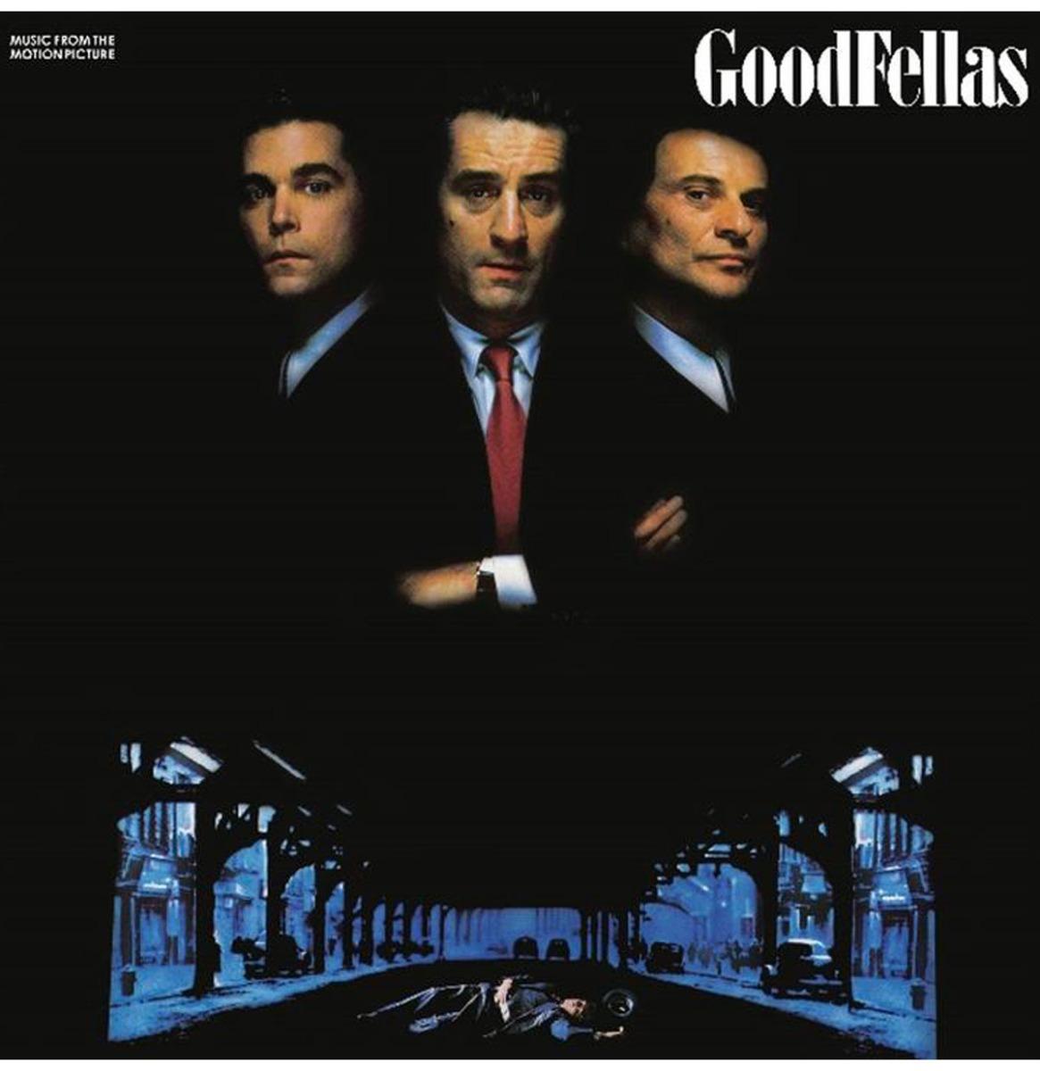Soundtrack - Goodfellas (Gekleurd Vinyl) LP