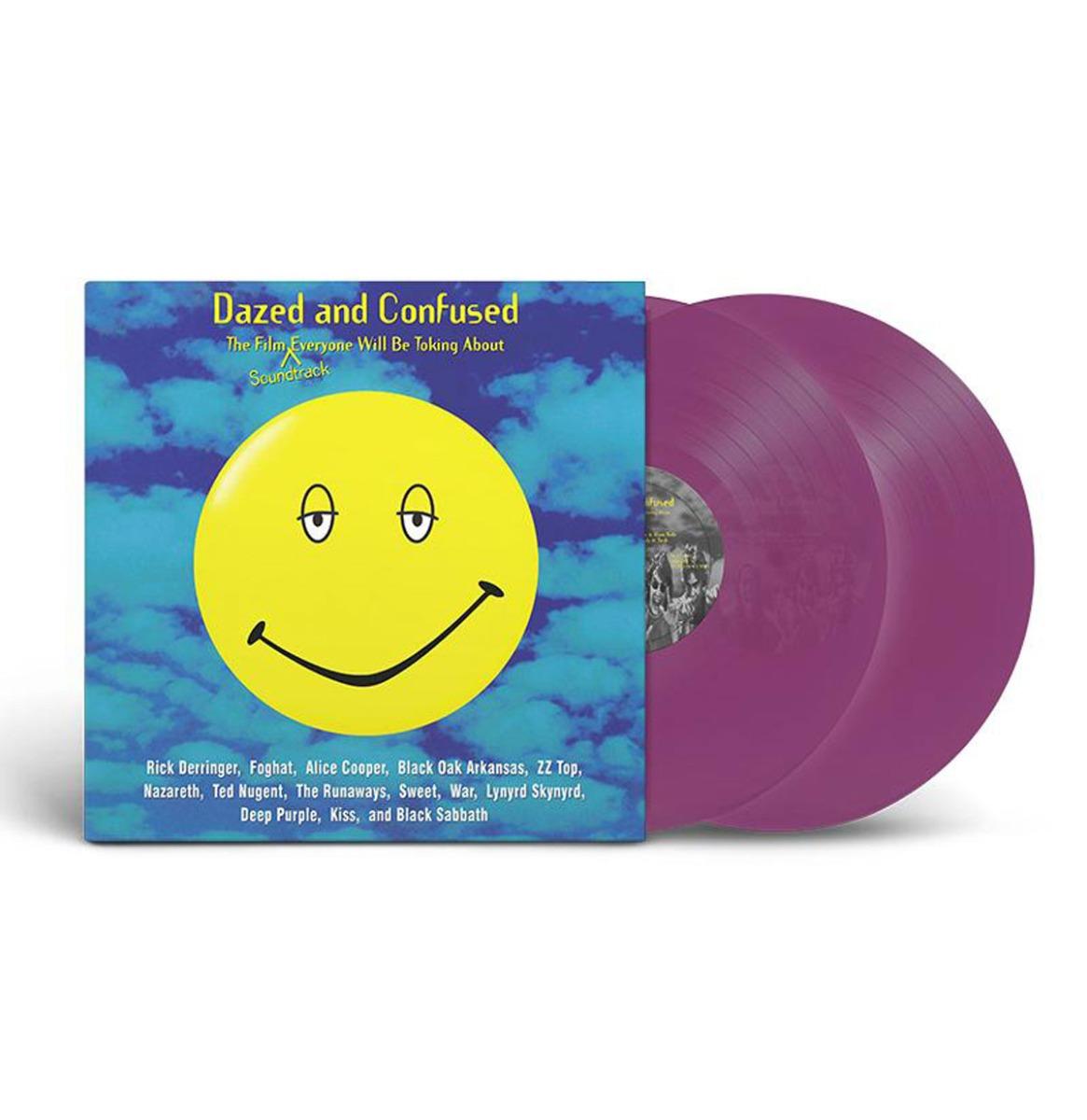 Soundtrack - Dazed And Confused (Gekleurd Vinyl) 2LP