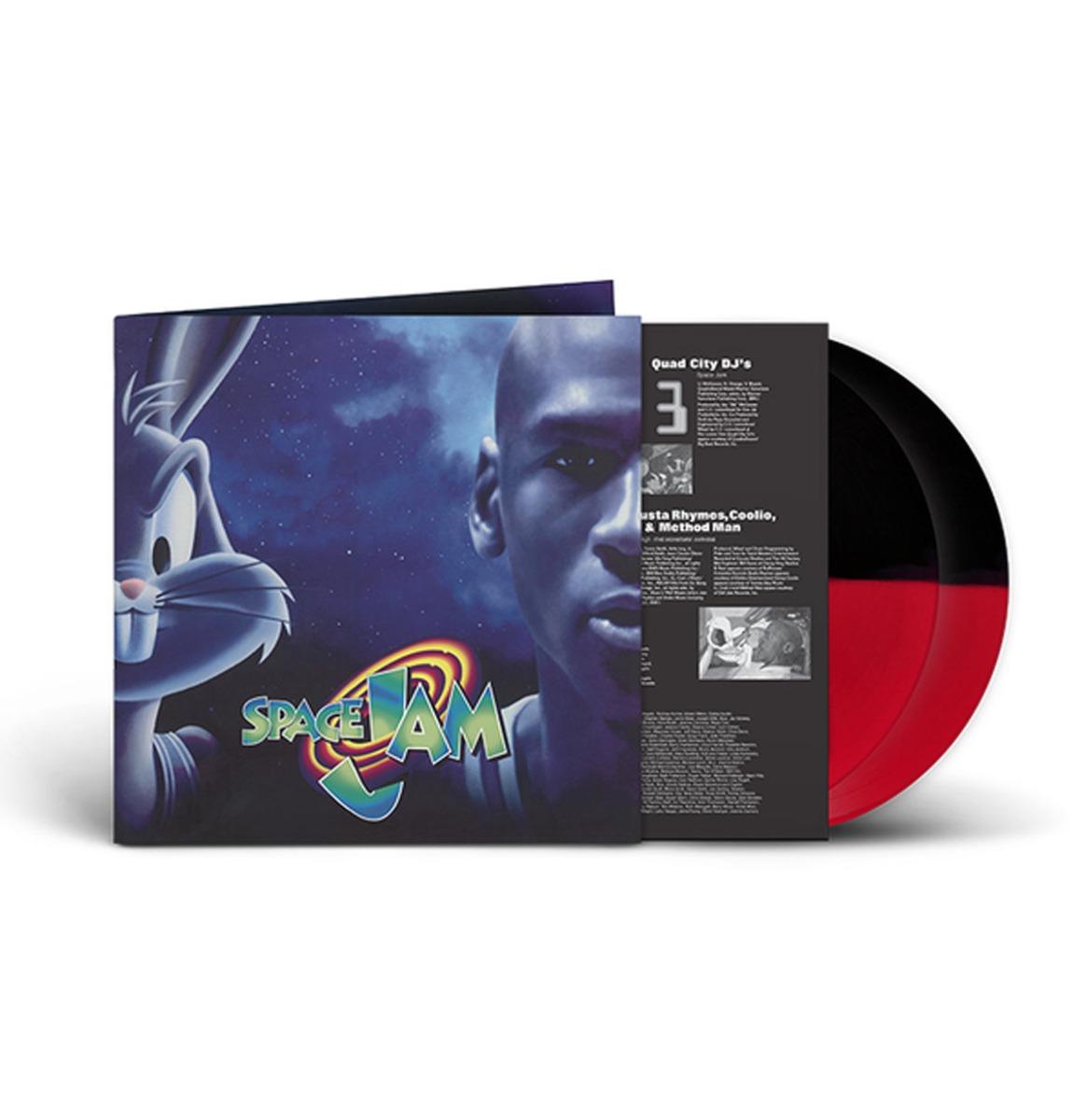 Soundtrack - Space Jam (Gekleurd Vinyl) (Indie Only) 2LP