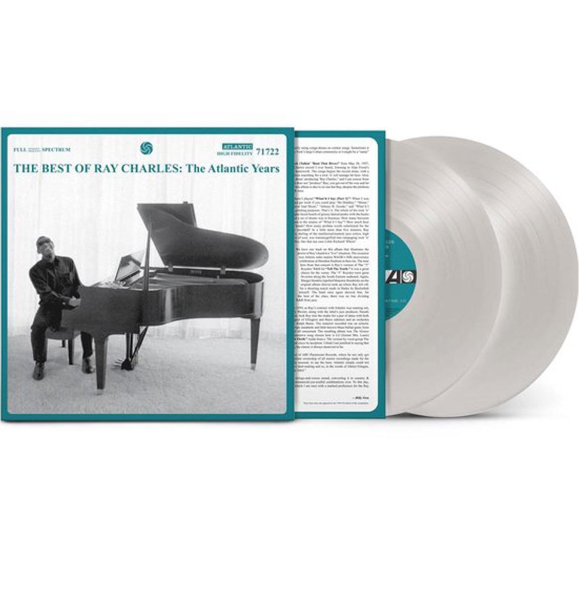Ray Charles - The Best Of Ray Charles: The Atlantic Years (Gekleurd Vinyl) 2LP