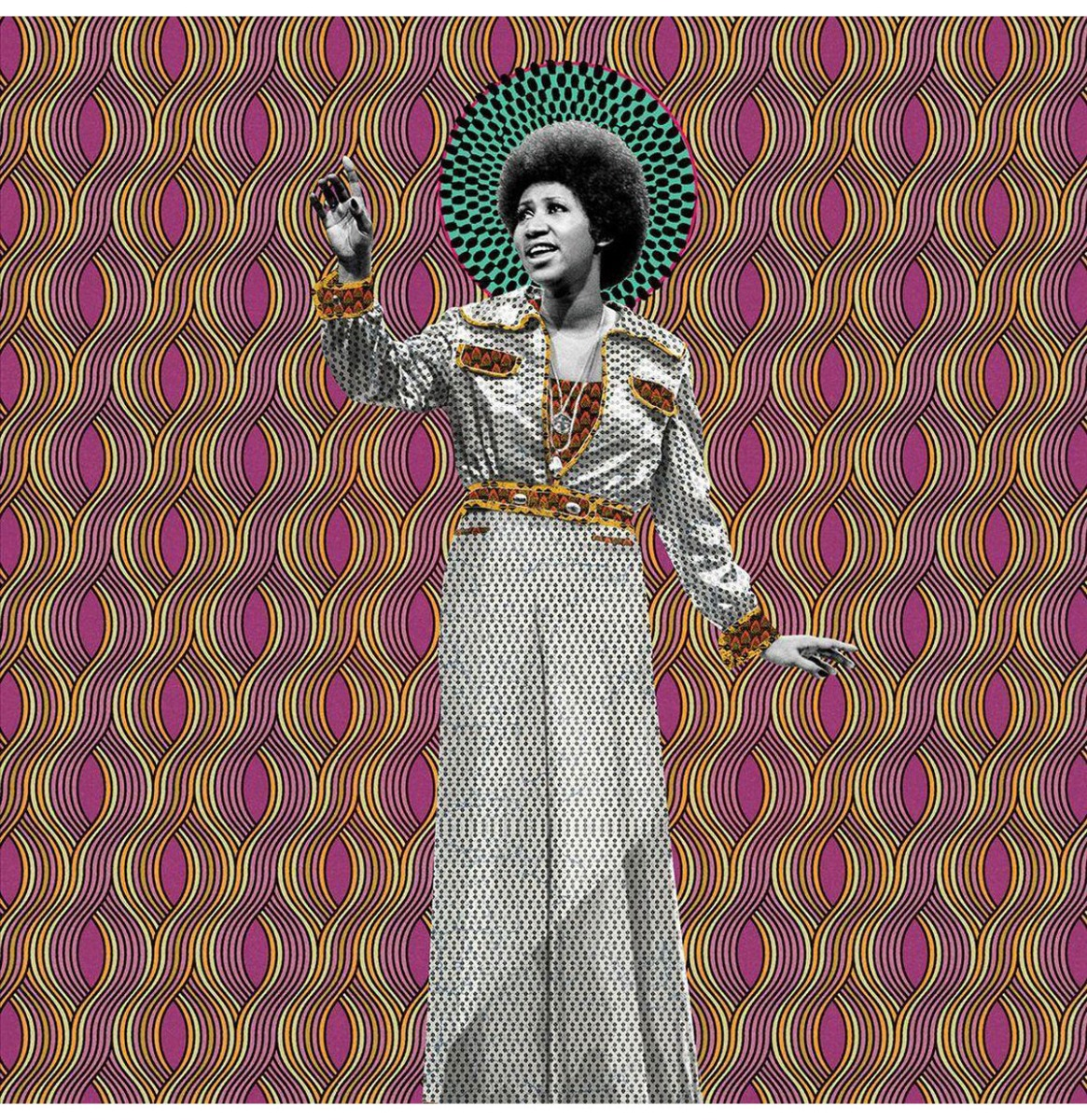 Aretha Franklin - Aretha 2LP