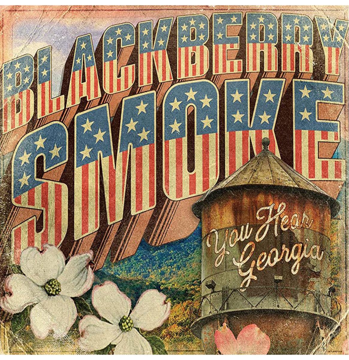 Blackberry Smoke - You Hear Georgia (Indie Only) (Gekleurd Vinyl) 2LP