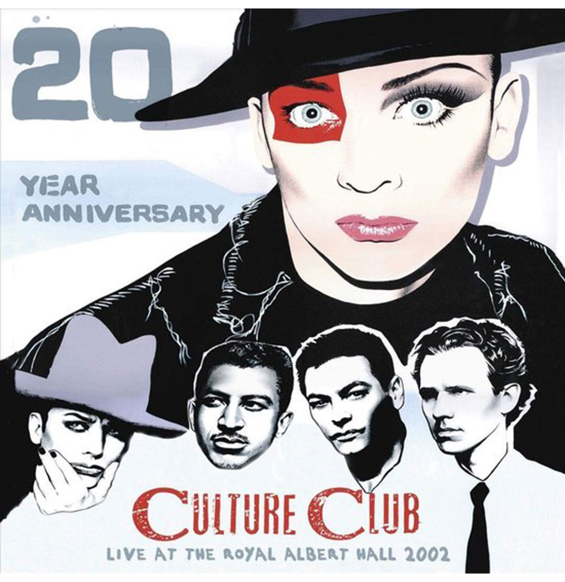 Culture Club - Live At The Royal Albert Hall 2LP