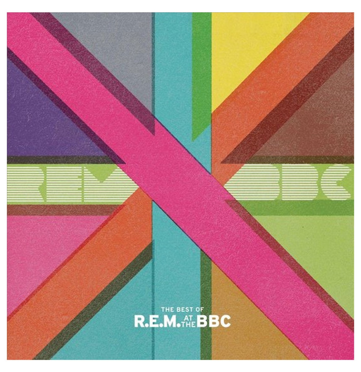 The Best Of R.E.M. At The BBC 2-LP