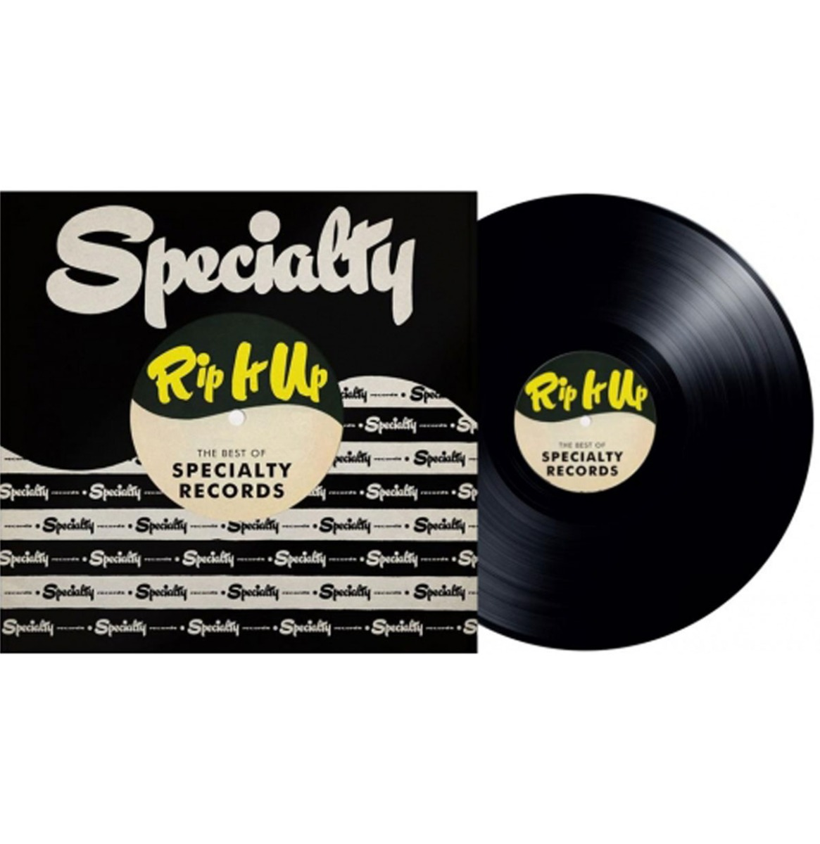Various Artists - Rip It Up: The Best of Specialty Records LP
