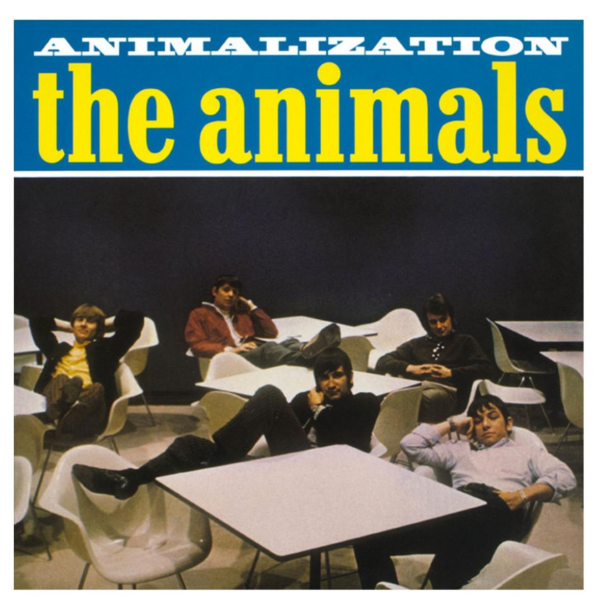 The Animals: Animalization LP