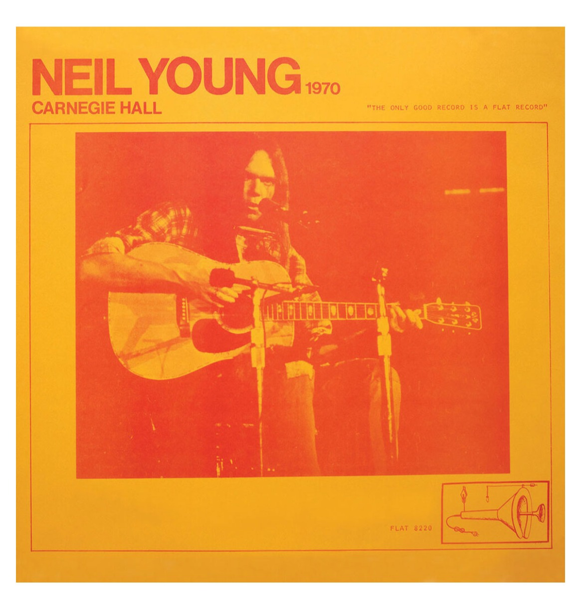 Neil Young - Carnegie Hall 1970 2LP