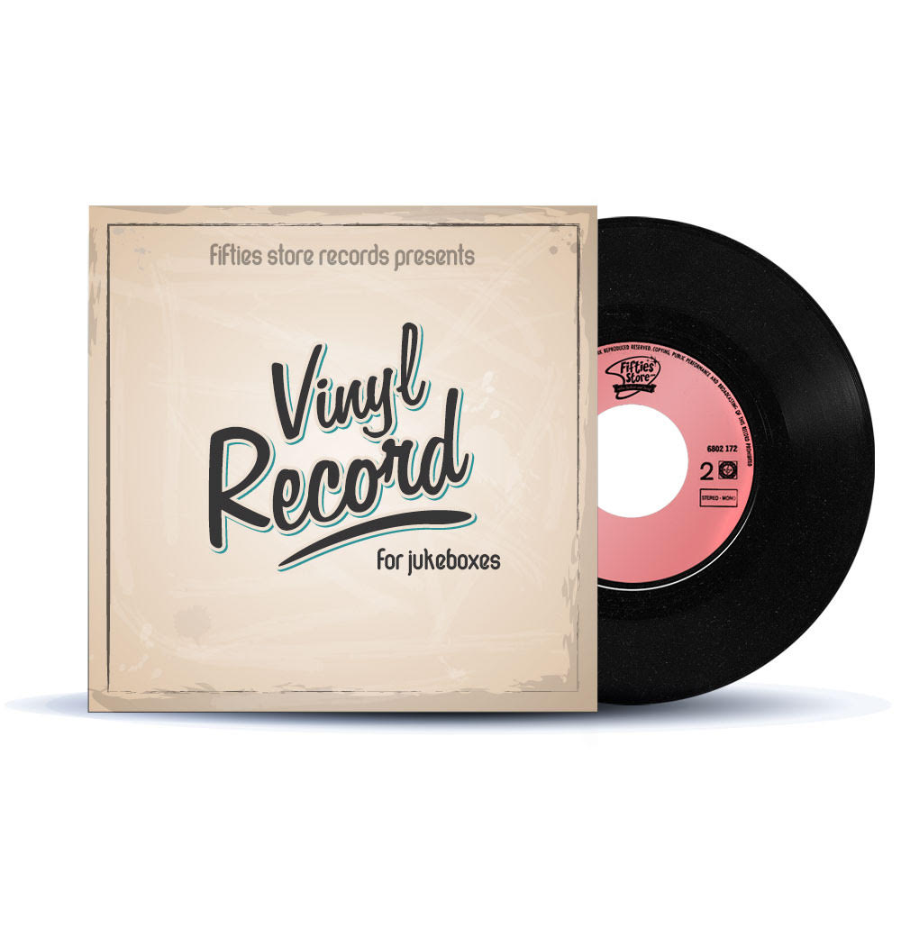 Single: Roy Orbison, Warren Smith - Rock House /Ubangi Stomp