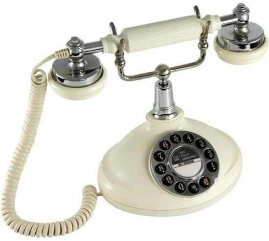 GPO Druktoets Telefoon '20 Design Opal