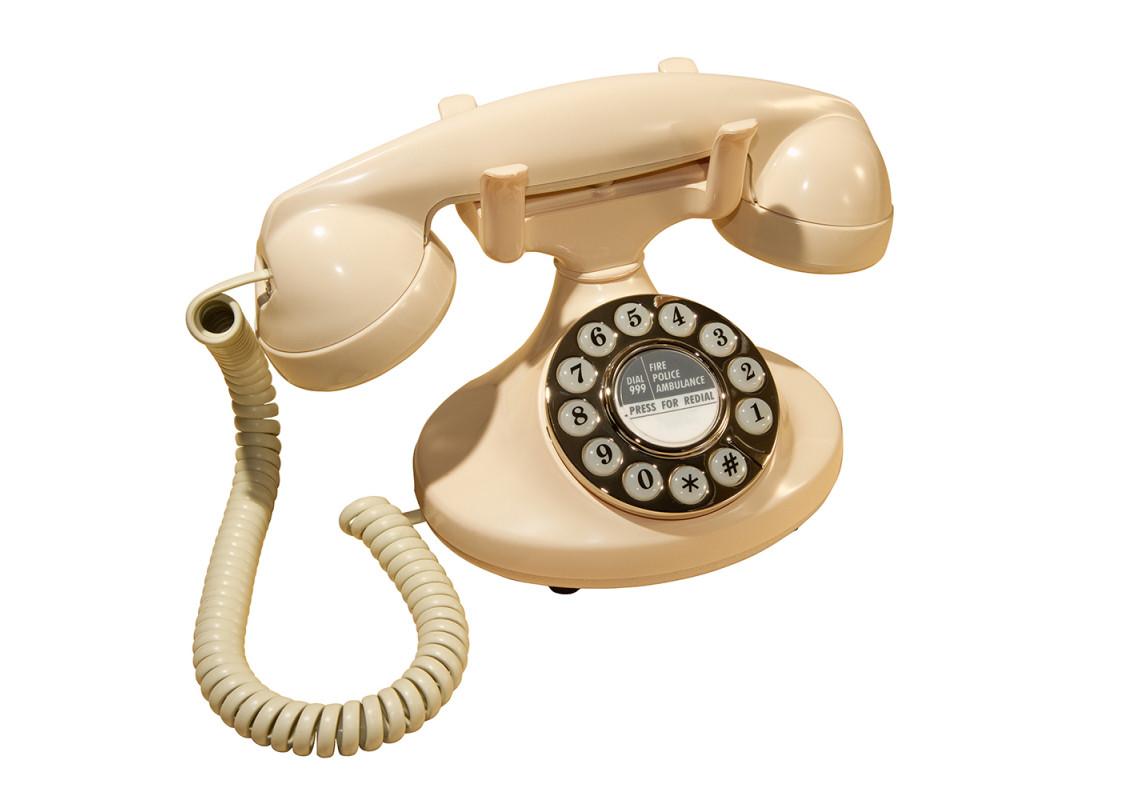 GPO Druktoes Telefoon '20 Design Pearl