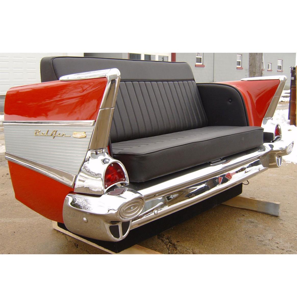Chevrolet 1957 Bel-Air Bank Sofa