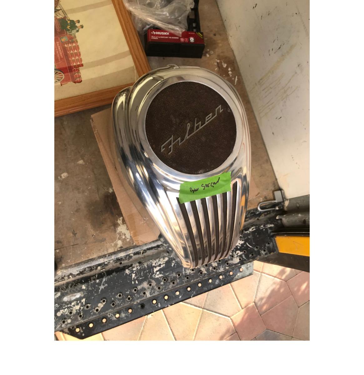Filben Jukebox Speaker - Origineel