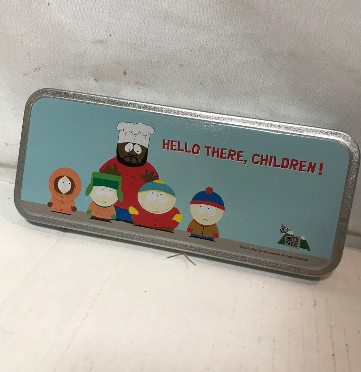 South Park Tinnen Pennenblik