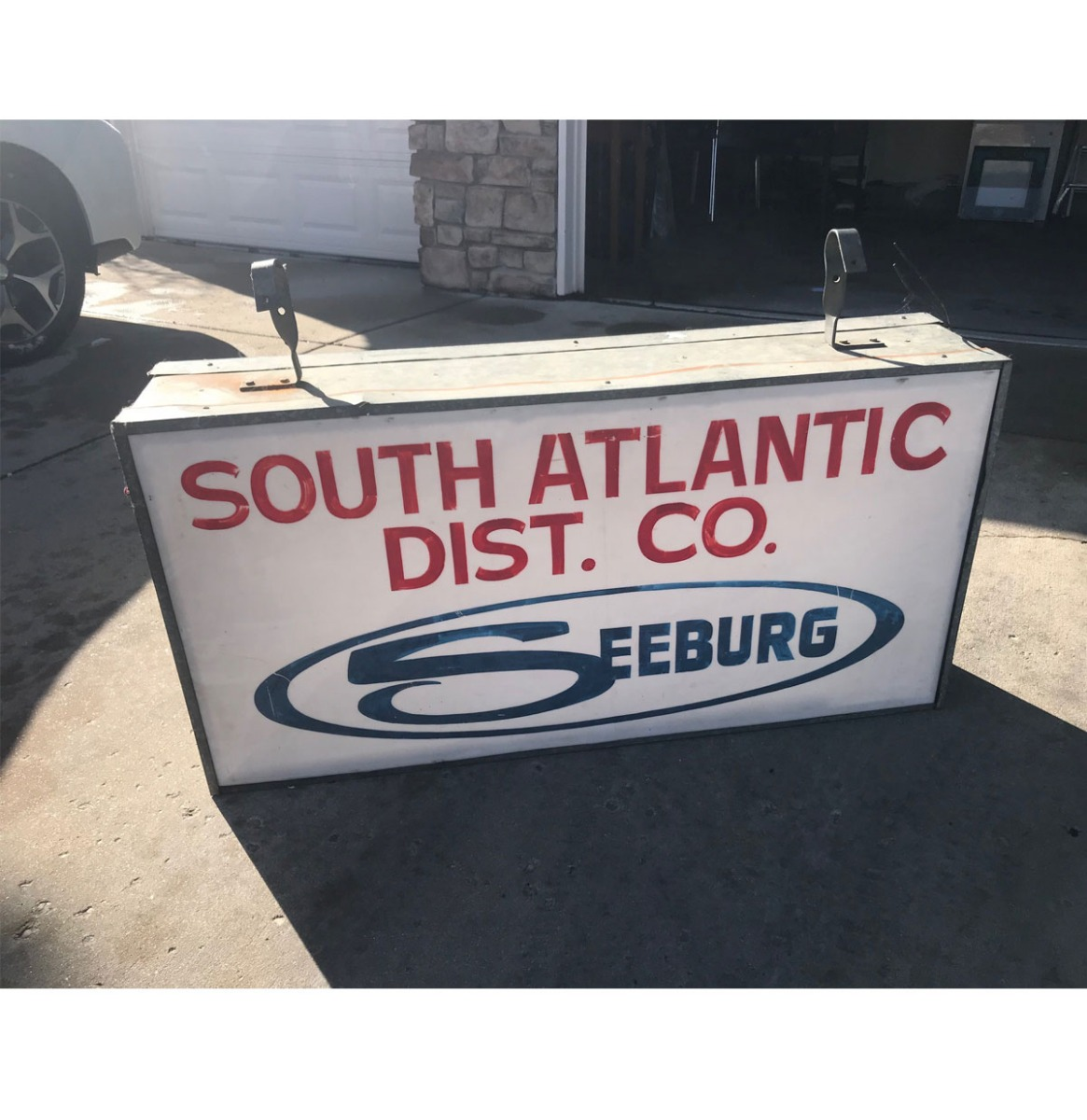 South Atlantic Seeburg Distributor Bord - Origineel
