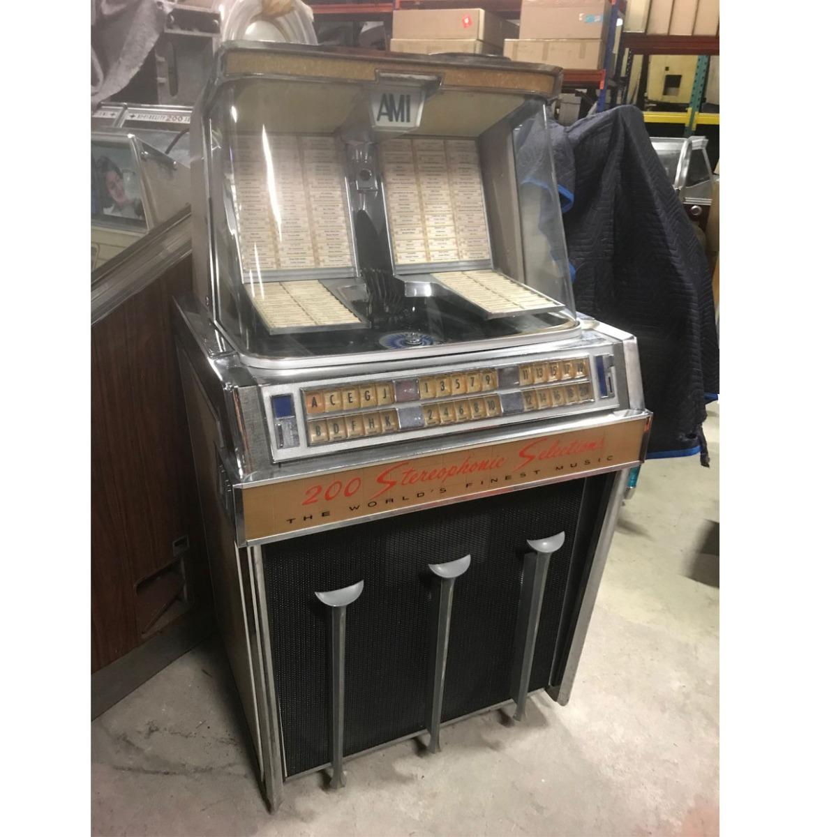AMI K Jukebox - 1960 - 200 Selecties - Origineel