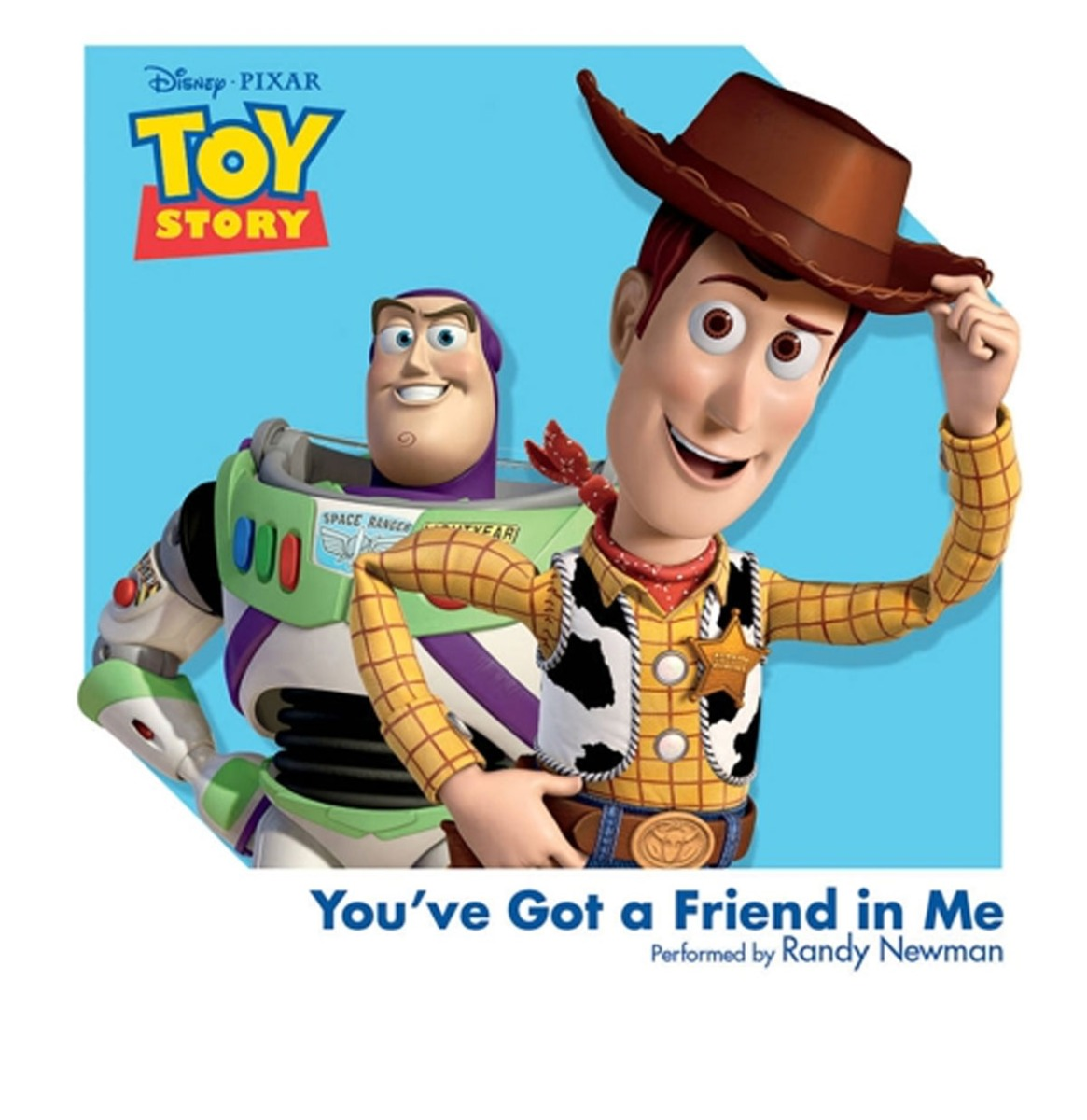 Disney's Toy Story 3 Inch Mini Single - You've Got a Friend in Me