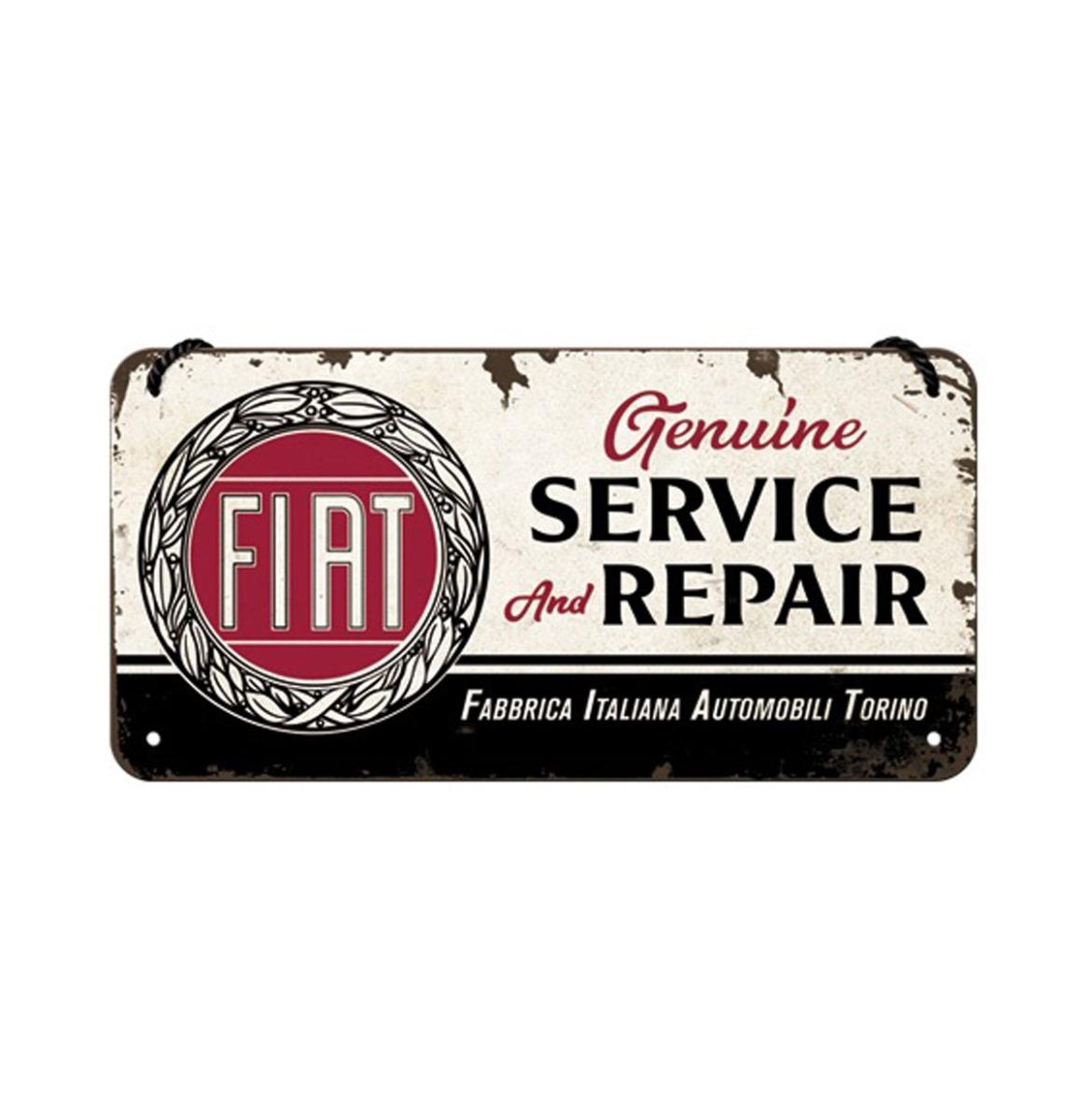 Hangend Bord Fiat - Service & Repair
