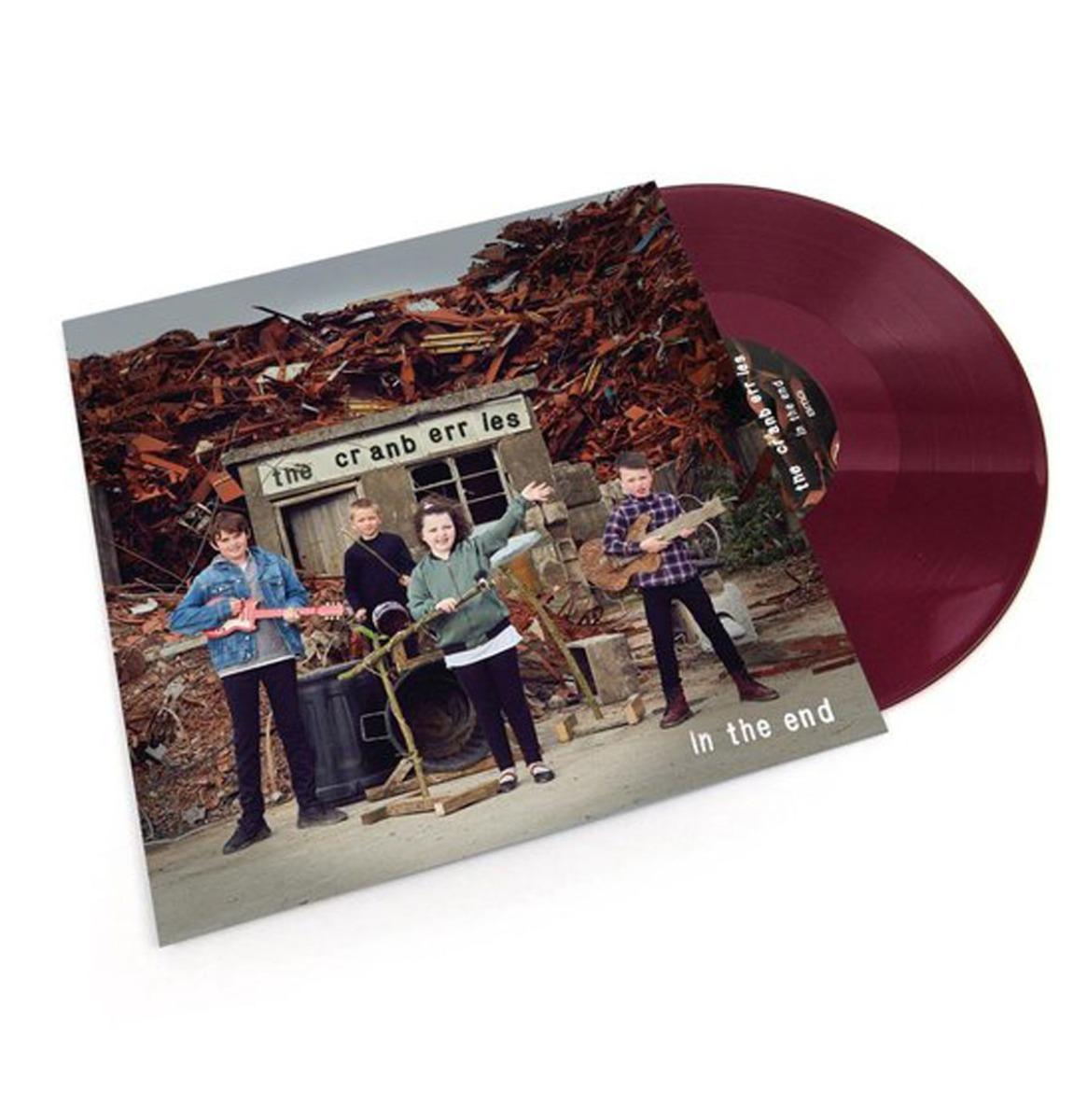 The Cranberries - In The End LP (Gekleurd Vinyl)
