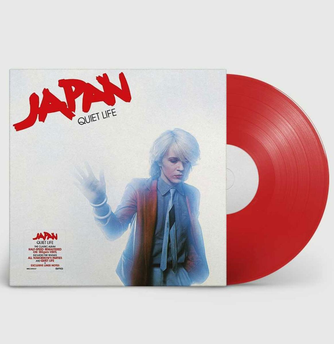 Japan - Quiet Life LP - Beperkte Oplage