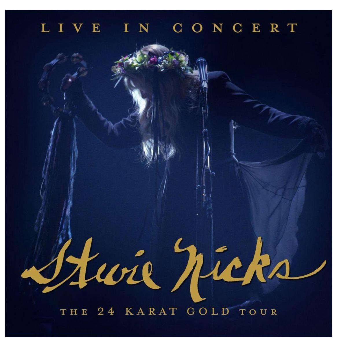 Stevie Nicks - Live In Concert - The 24 Karat Gold Tour 2-LP