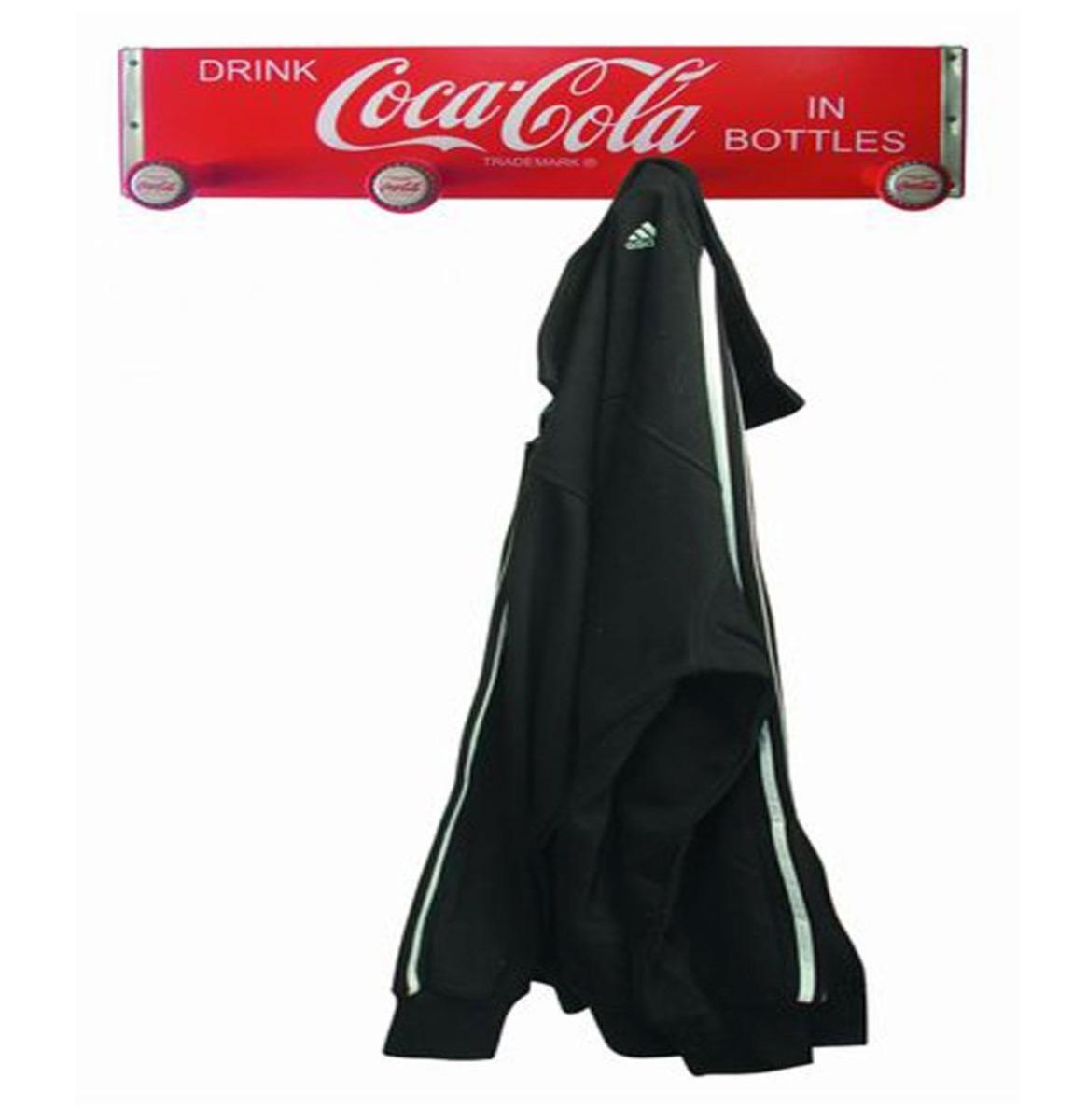 Coca-Cola Krat Wandkapstok