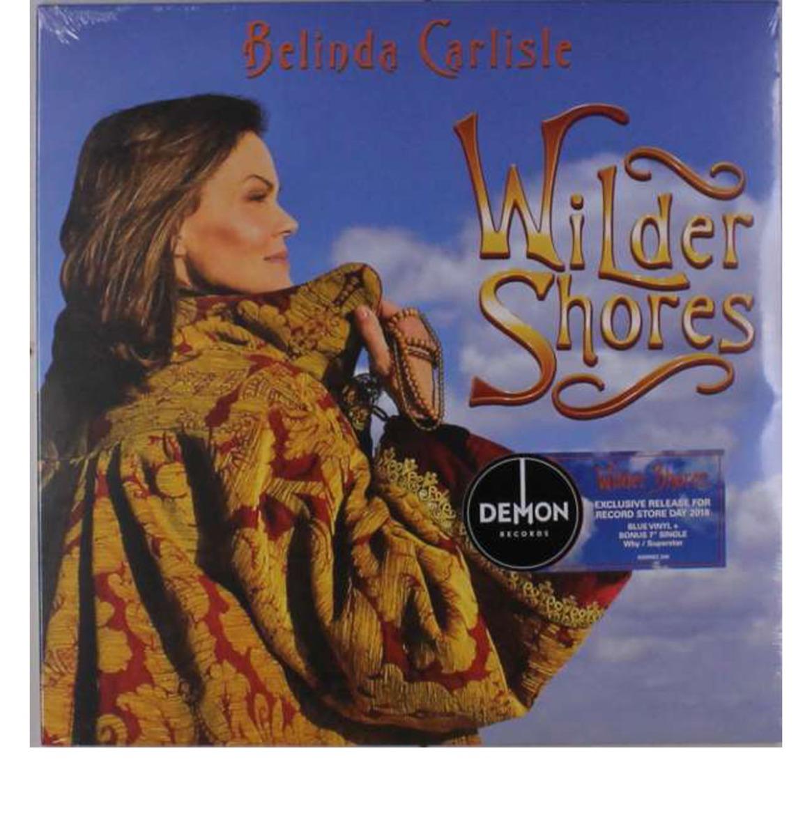 Belinda Carlisle - Wilder Shores ( Gekleurd Vinyl ) 2LP