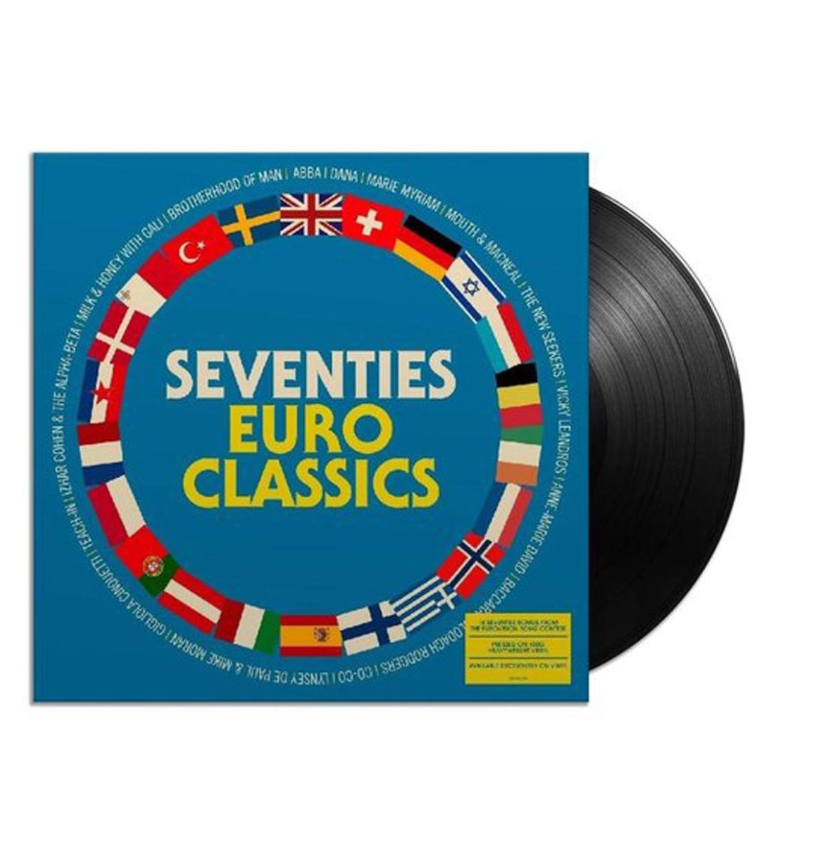 Various Artists - Seventies Euro Classics LP