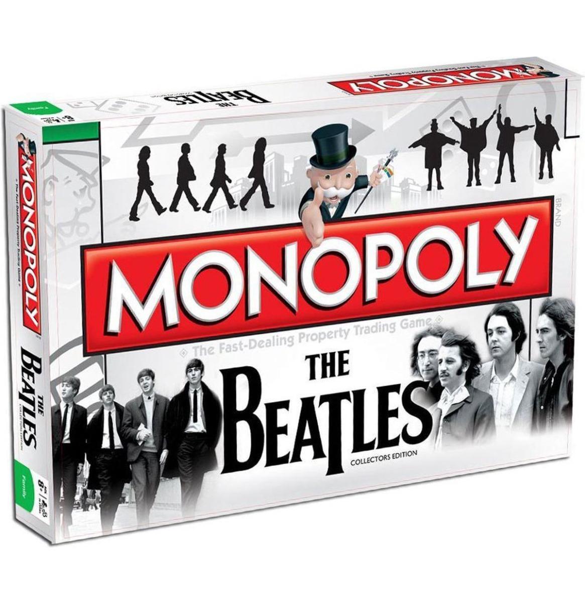 The Beatles Monopoly